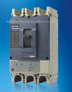 Sontune Stn2-N100 3p4p Moulded Case Circuit Breaker pictures & photos