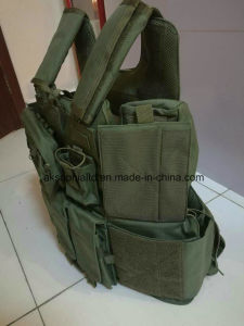 2016 Kevlar Made in China Quick-Removal Tactical Anti-Bullet Military Use Multi-Functional -Pockets Vest pictures & photos