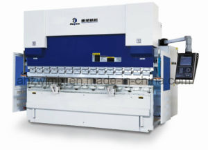 Wc67k 300t/5000 Torsion Axis Servo CNC Press Brake pictures & photos