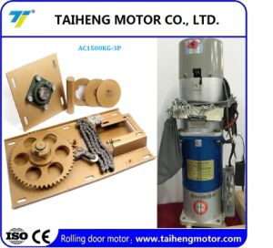 3 Phase 1500kg Rolling Door Motor Copper Wire pictures & photos