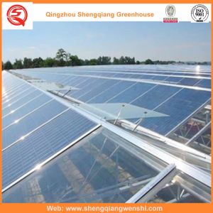 Agriculture Polycarbonate Sheet Greenhouses for Vegetables/Garden pictures & photos