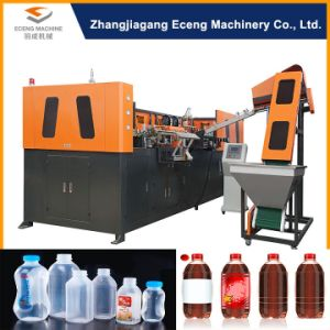 8 Cavies 2 Litre Pet Blow Molding Machine pictures & photos