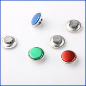 Colourful Aluminum Pure Metal Lead Water/Meter Seal with Wire