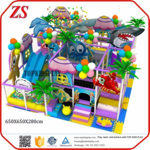 Indoor Playground Manufacturers Commercial Soft Play Equipment Indoor Gym for Kids for Kids pictures & photos