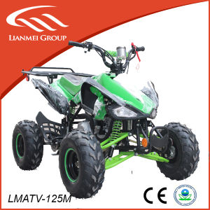 110cc ATV with Reverse Gear for Youth pictures & photos