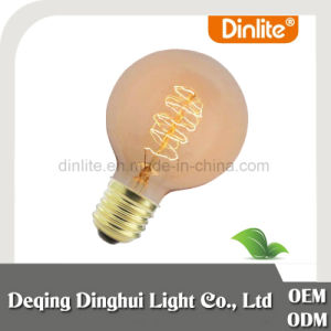 G80 Spiral Bulb 40W Retro Style Edison Light Bulbs pictures & photos