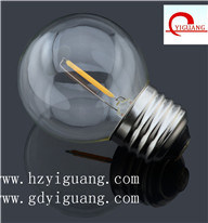 Ball Shape Energy Saving LED Filament Bulb pictures & photos