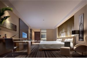 (Cl8001) Five Star Luxury Modern Wooden Hotel Furniture for Bedroom pictures & photos