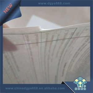 Hot Stamping Hologram Security Document Printing pictures & photos