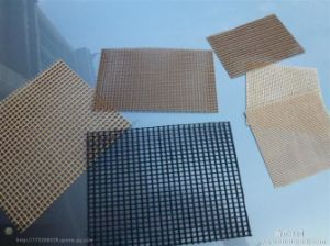 Food Grade Teflon Open Mesh Conveyor Belt pictures & photos