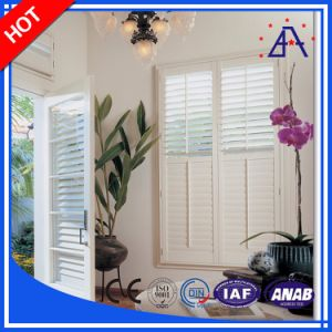 Aluminum/Aluminum Blind Louver Shutter with Different Size and Color pictures & photos