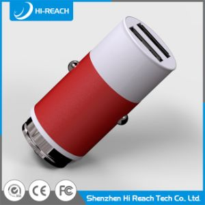 Universal Battery Dual USB Car Cell Phone Charger for Samsung pictures & photos