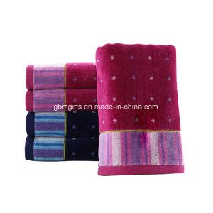 100% Cotton Terry Plain Towel pictures & photos