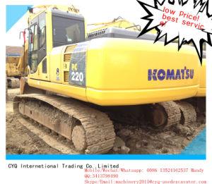Komatsu Excavator PC220-8 Used Komatsu PC220-8 for Sale pictures & photos
