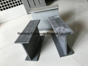 Fiberglass Pultruded Profiles Structures/Angel/Y Bar/U Channel/Square Tube pictures & photos