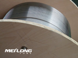 S32205 Duplex Stainless Steel Downhole Hydraulic Control Line Coiled Tubing pictures & photos