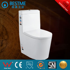 Water Mark Bathroom Ceramic Toilet (BC-1032A) pictures & photos