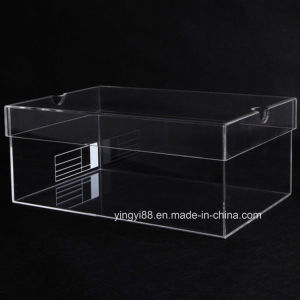 Best Selling Acrylic Shoe Storage Box pictures & photos