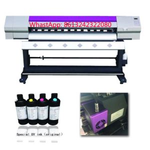 Outdoor Large Format Flex Banner Printer 1.8m