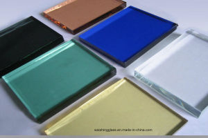 4-19mm Colored Clear Tinted Float Tempered Building Glass pictures & photos