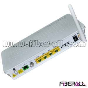 Dual Fiber ONU for Epon with 1ge 3fe and WiFi pictures & photos