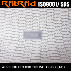 Heat Resistant Long Range Coated Paper Supply Chain RFID Tag pictures & photos