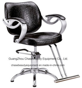 Hot Sale Hair Salon Black Color Styling Furniture & Barber Chair pictures & photos