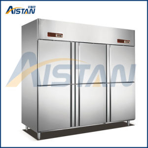 Gd6 6 Door Commercial Kitchen Chiller Refrigerator pictures & photos