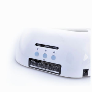 Professional High Power Sensor UV LED Nail Lamp pictures & photos
