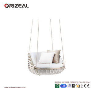 Outdoor Rattan Hanging Swing Chair Oz-Or054 pictures & photos