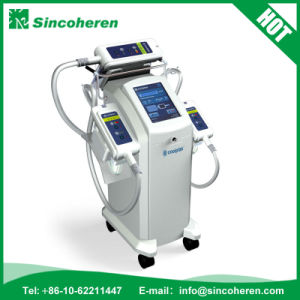 Korea Technology Cryolipolysis Fat Freezing 3 Cryo Handle Cool Tech Cryogenic Cavitation Slimming Machine pictures & photos