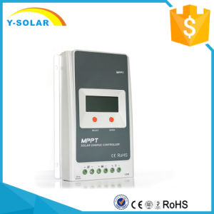 Epever MPPT 20A 12V/24V LCD Solar Regulator 2-Years Warranty Tr2210A pictures & photos