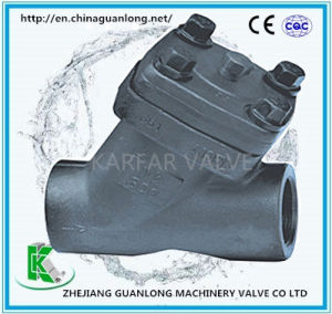 Y-Type Check Valves (Female Threaded) Non Return pictures & photos