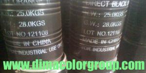 Direct Dyes Black D-G 100% (DIRECT BLACK 19) pictures & photos