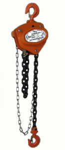Lifting Equipment of Chain Block pictures & photos
