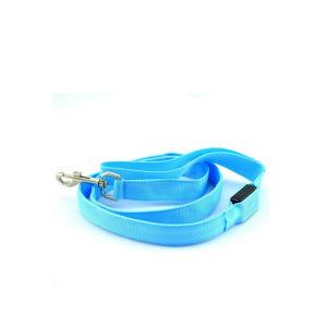 High Visibility Flashing LED Lighting Nylon Dog Leash pictures & photos