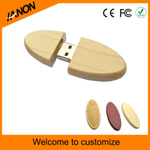 New Model Wooden USB Pen Drive with Your Logo pictures & photos