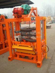 Qtj4-40 Block Making Machine Price/Concrete Brick Making Machine Made in China for Sale pictures & photos