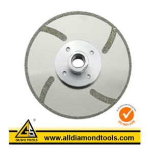 Diamond Electroplated Blade for Hard Rock pictures & photos