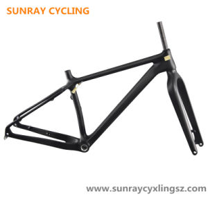 26er Carbon Fatbike Frame Mountain Bike Frame pictures & photos