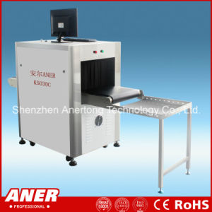 K5030C X Ray Baggage Scanner for Government, Court, Library pictures & photos
