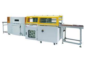 Floor Door Full Automatic Seal and Shrink Machine pictures & photos