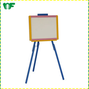 New Low MOQ Children Toy Colourful Adjustable Easel Board pictures & photos