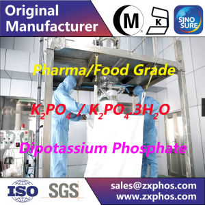 Dipotassium Phosphate Food Grade pictures & photos