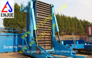 Port Use Hydraulic Telescopic Container Tilter From China pictures & photos