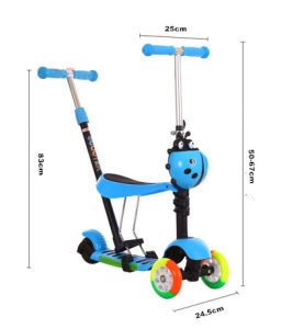 New Cheap Kick Scooter Children Kids Scooter pictures & photos