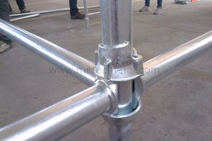 Cuplock Scaffold Manufacturer Jiangsu Factory pictures & photos