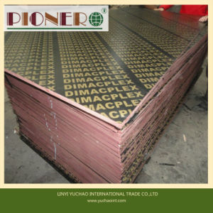 High Quality 18mm Film Faced Plywood for Thailand Market pictures & photos