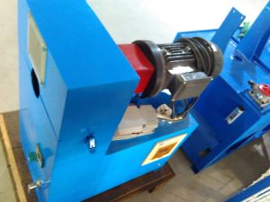 "2"" Hydraulic Hose Skiving Machine pictures & photos"