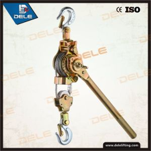 Processing Machinery Hoist Lever Wire Rope Hoist pictures & photos